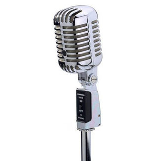 'Elvis' microfoon 1 / 1