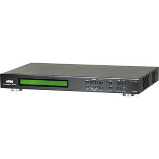 4x4 Seamless matrix HDMI video-switcher 1 / 2