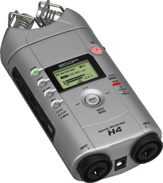 Zoom H4 SD-recorder 1 / 1