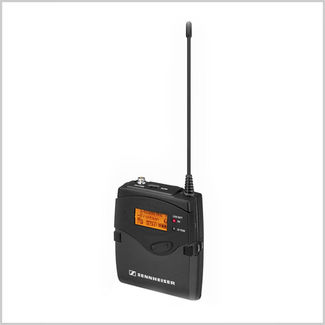 Sennheiser 2000 - beltpack met headset-microfoon 1 / 3