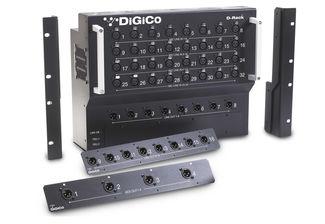 Digico D-Rack - 32+8+4 I/O  1 / 2